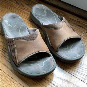 Teva Men's Jetter Slide Sandals